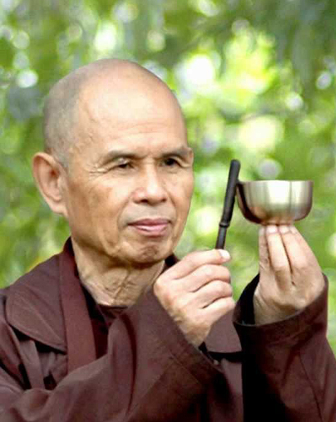 Source: YouTube - Thich Nhat Hanh on the Present, Past and Future